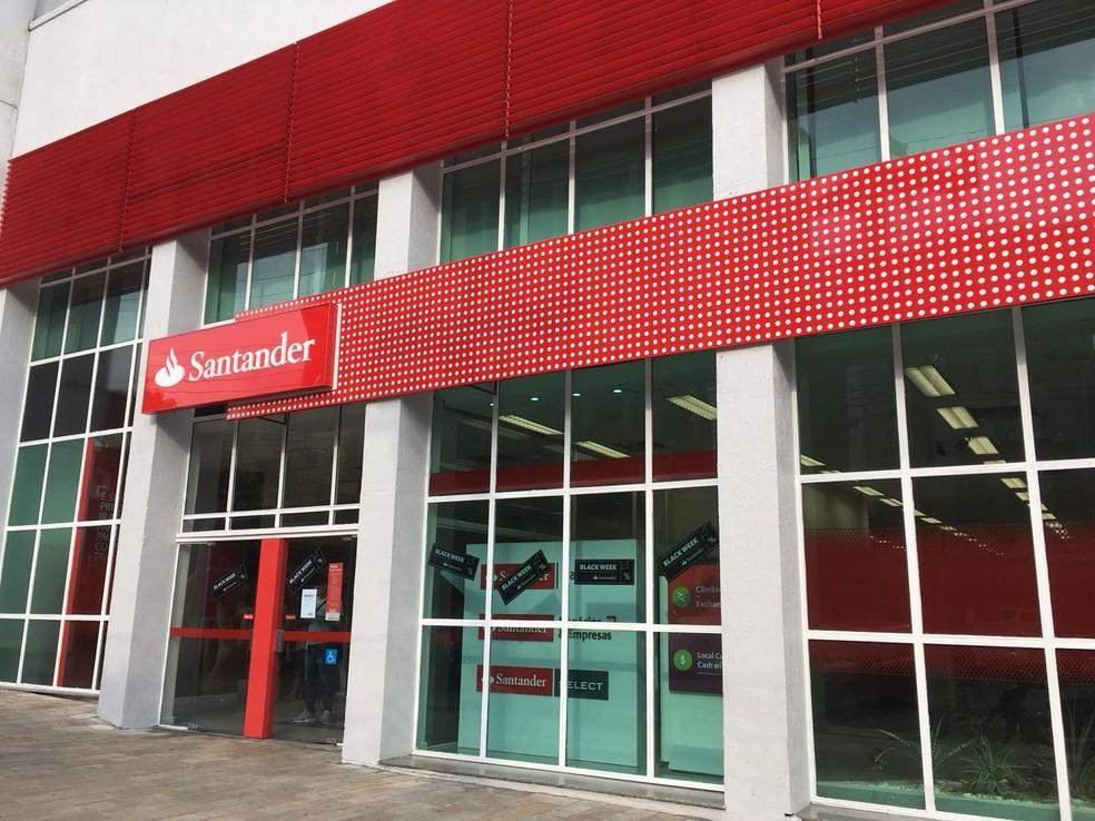 crise da covid-19 pode prejudicar banco santander brasil
