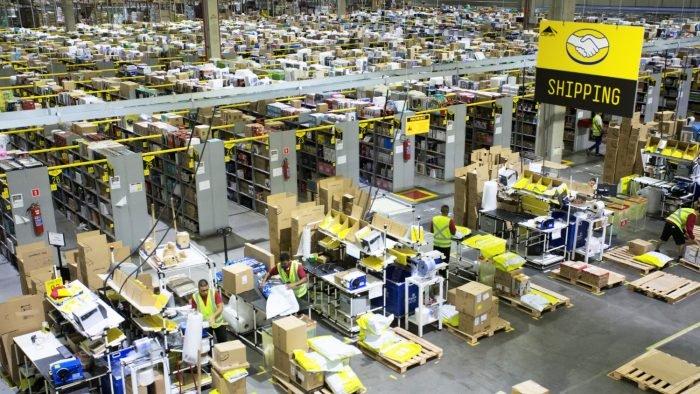 aumento de setor de e-commerce favorece mercado livre