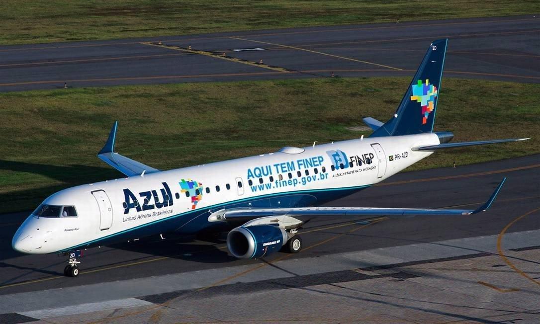 aérea azul eleva oferta de voos diários e com segurança