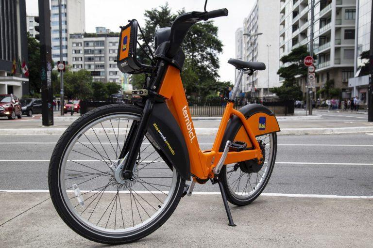 tembici pretende expandir serviço de empréstimo de bikes