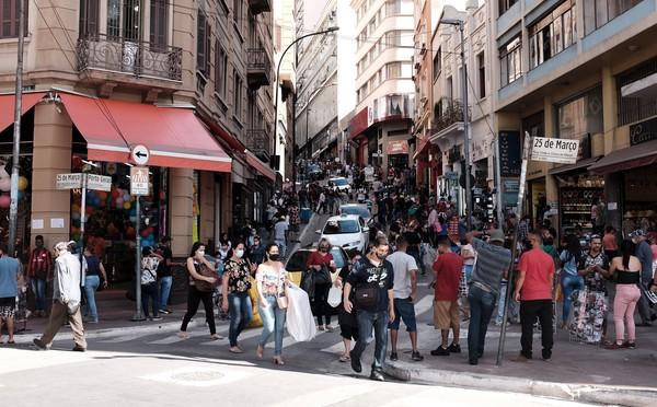 economia da capital paulista deve abrir mais no mês de outubro
