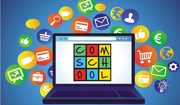 magalu adquire comschool, especializada em formato digital de negócios