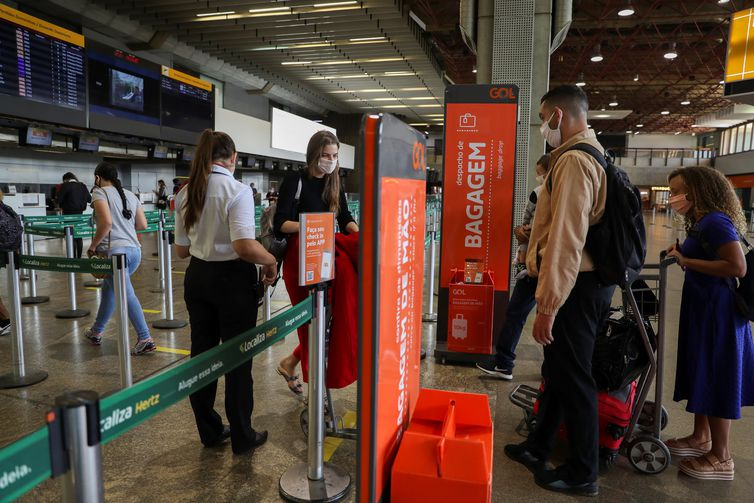 neste fim de ano movimento nos aeroportos poderá ser 41% menor