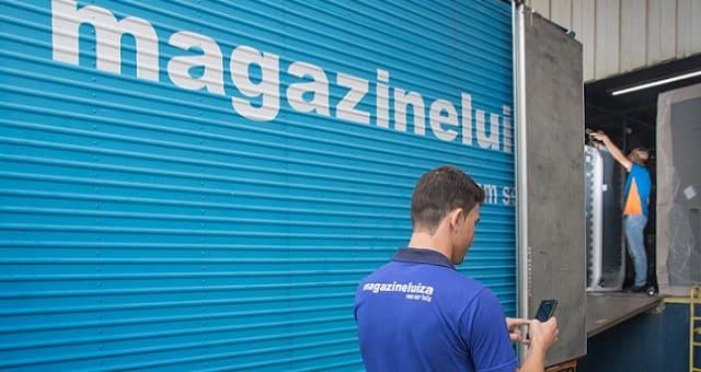 magazine luiza entregará compras online em até 1 hora e sem frete